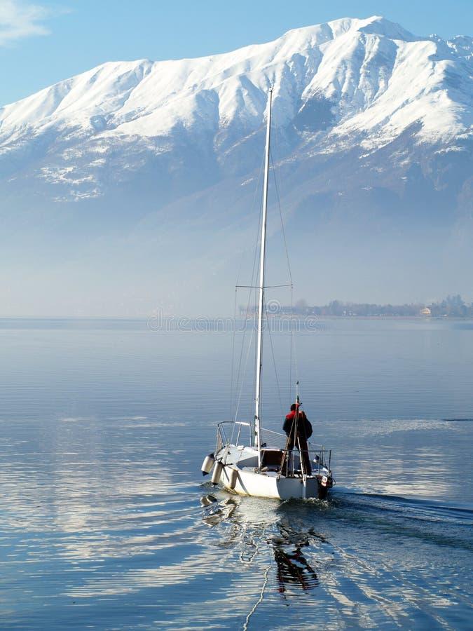 Lago Como - Italia imágenes de archivo libres de regalías