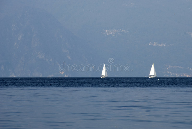 Lago Como - Italia fotos de archivo libres de regalías