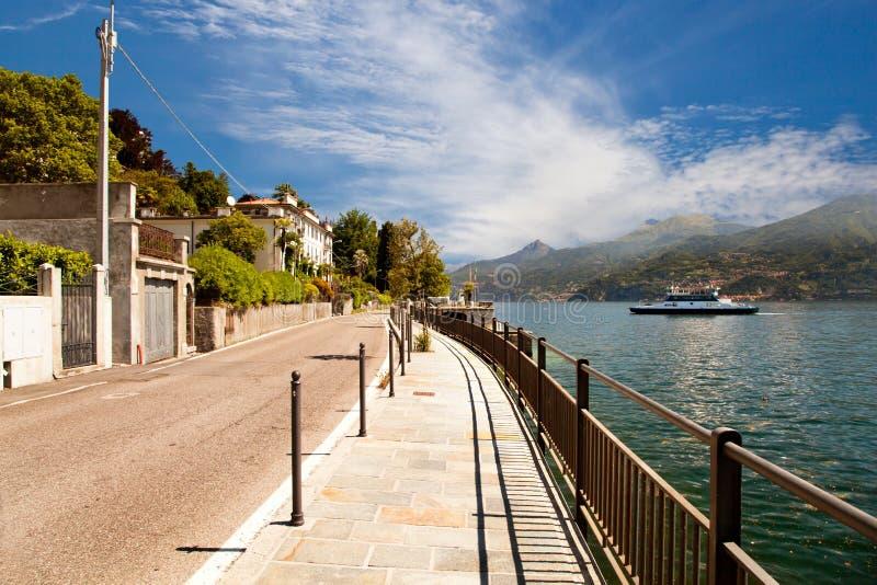 Download Lago Como, Italy imagem de stock. Imagem de verão, barco - 26524591