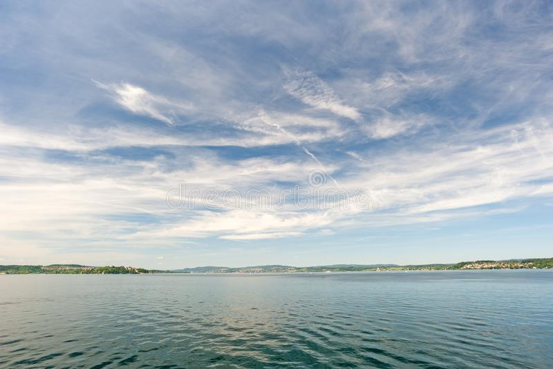 Lago Constance fotos de stock