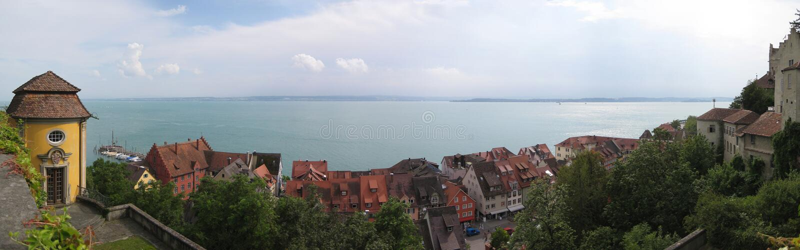 Lago Constance imagens de stock royalty free