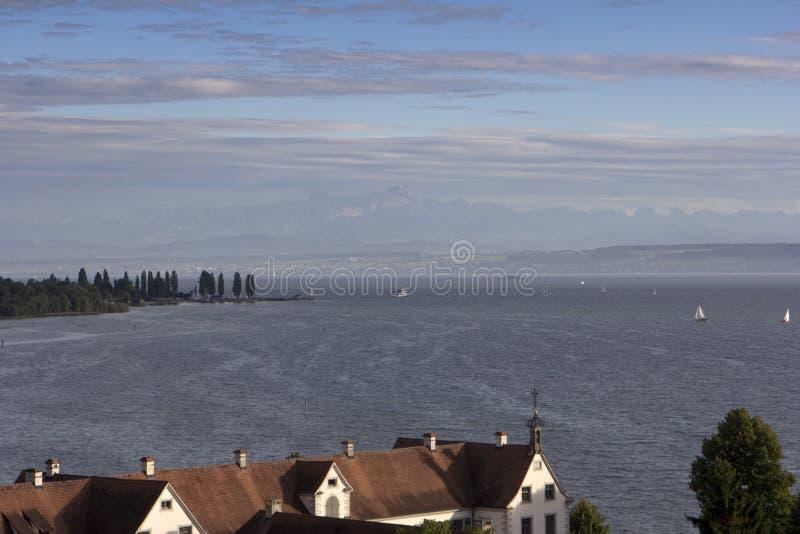 Lago Constance imágenes de archivo libres de regalías