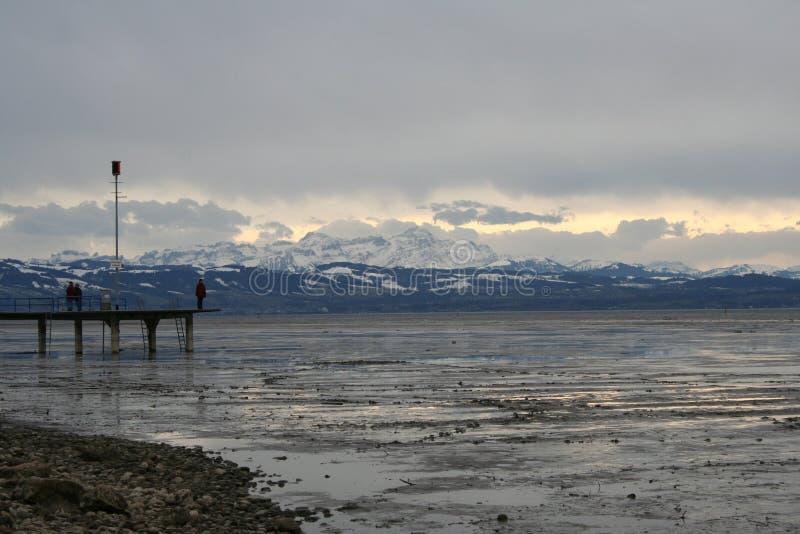 Lago Constance, Alemania imagen de archivo