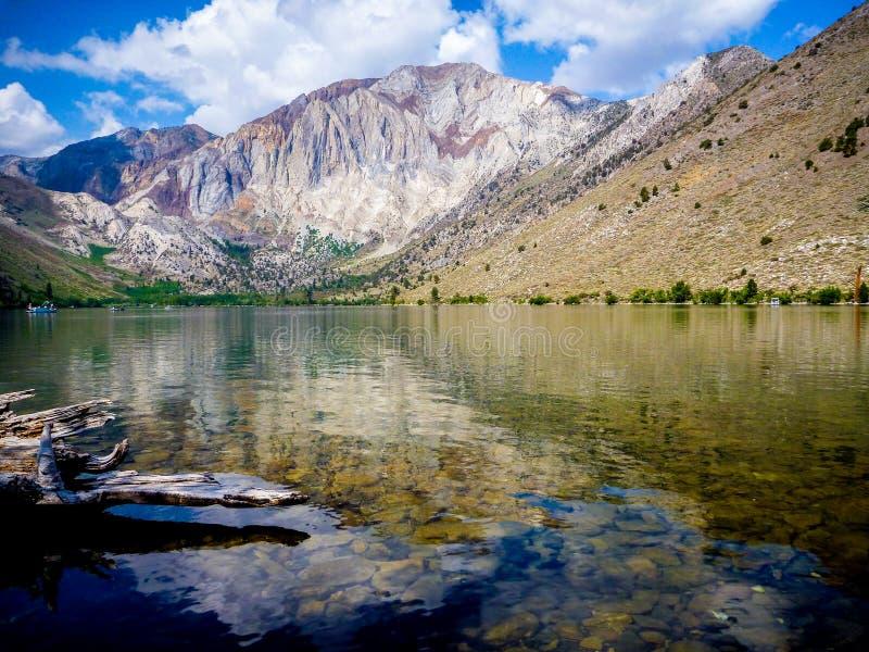 Lago Convict, California imagen de archivo libre de regalías