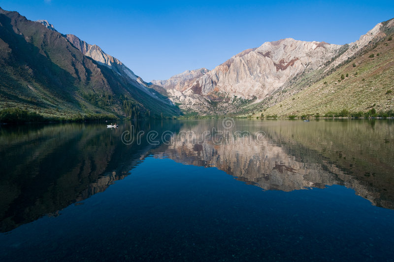 Lago Convict, California imágenes de archivo libres de regalías