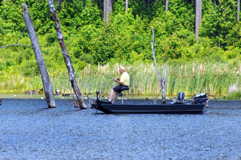 Lago Cooty fotografia stock libera da diritti