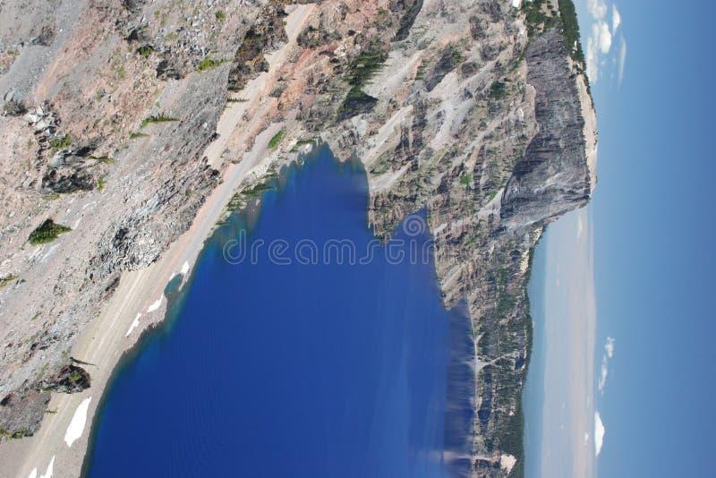 Lago crater del noroeste imagenes de archivo
