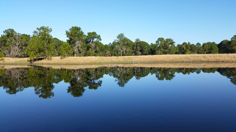 Lago da reflexão fotos de stock royalty free