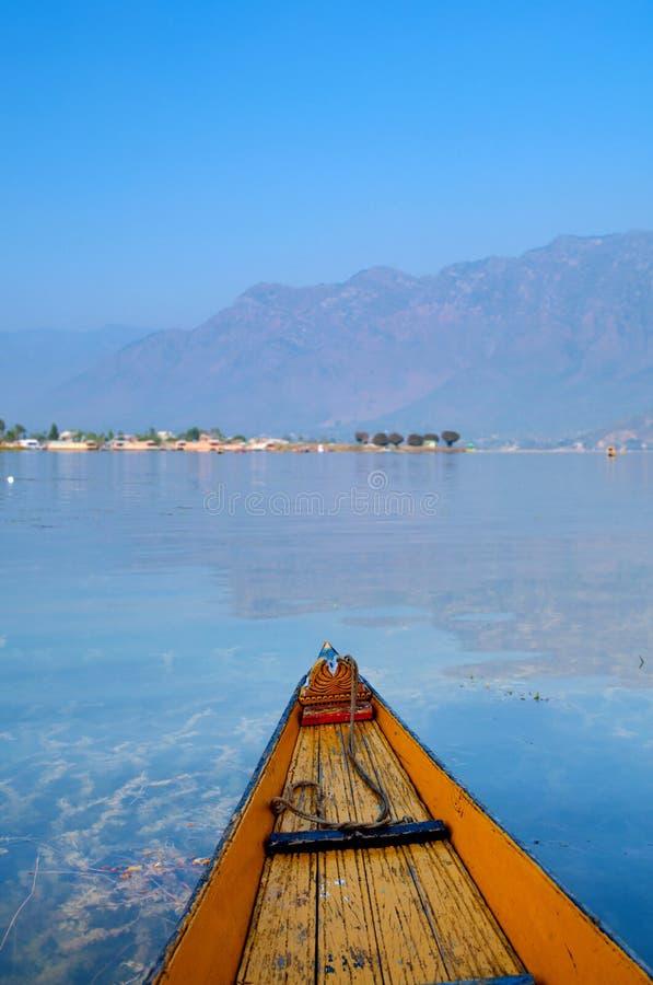 Lago Dal foto de archivo libre de regalías