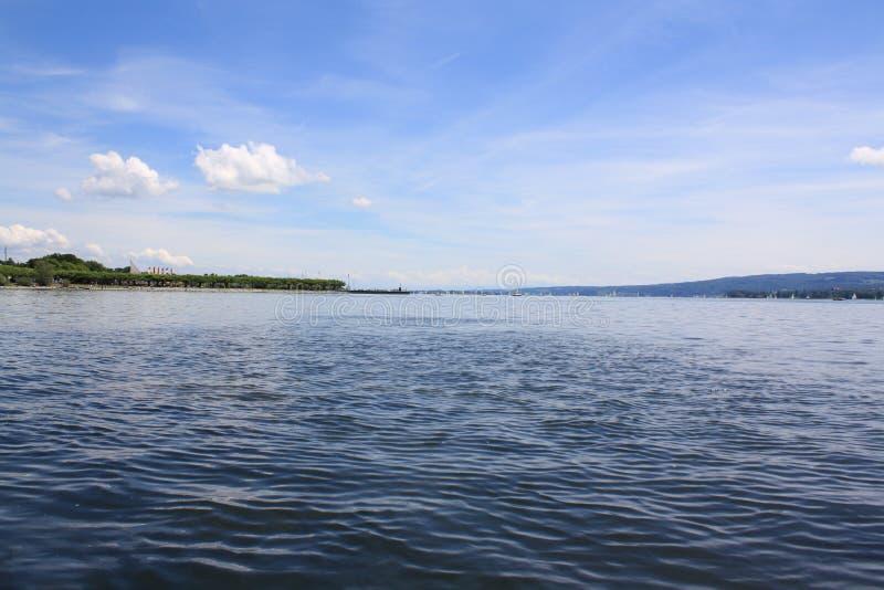 Lago de Constance imágenes de archivo libres de regalías
