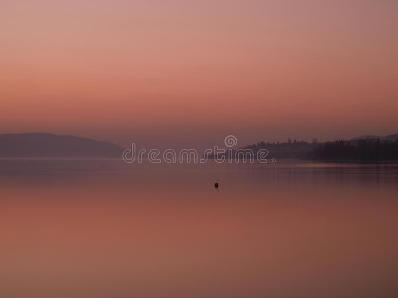 Lago de Constance (Bodensee) imagens de stock royalty free