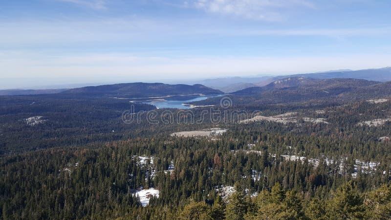 Lago de sequía imagen de archivo libre de regalías