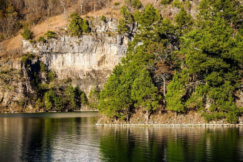 Lago del Ozarks fotos de archivo libres de regalías