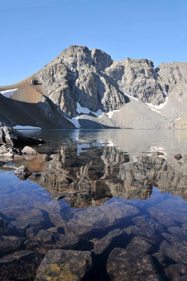 Lago Deniz Golu fotografia stock libera da diritti