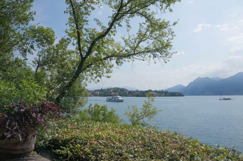 Lago Di Braies royalty-vrije stock foto
