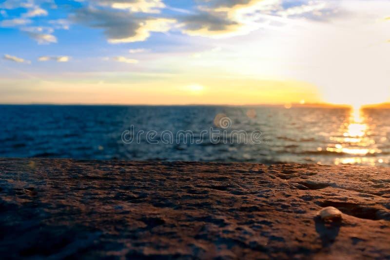 Lago di Garda fotografia stock
