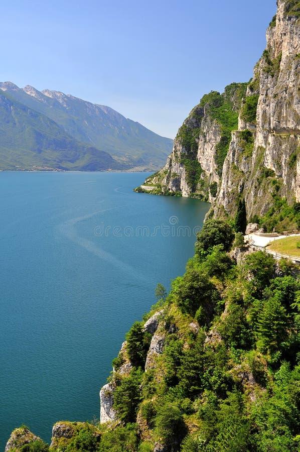 Download Lago di Garda stock photo. Image of mountain, lago, recreation - 35148274