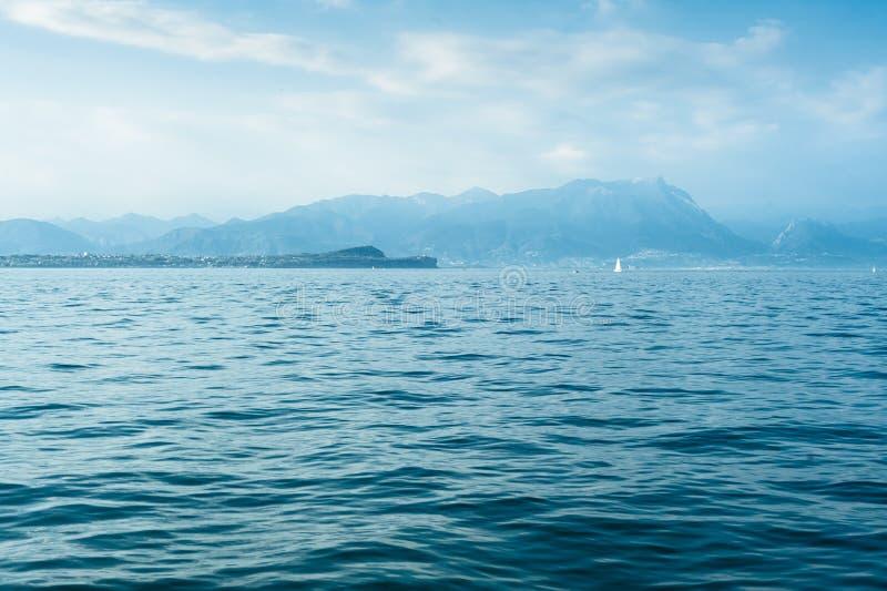 Download Lago di Garda stock image. Image of nature, locations - 31368497