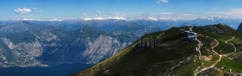 Lago di Garda 4 stock photos