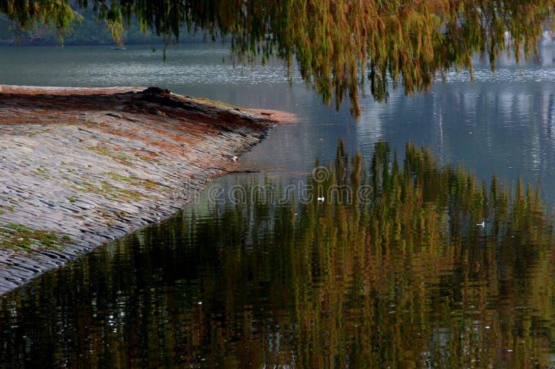 Lago di Palermo immagini stock libere da diritti