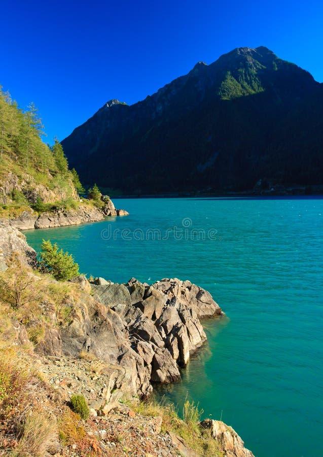 Lago di poschiavo fotos de stock royalty free