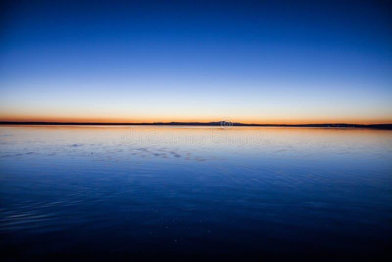 Lago do ¼ de Tuz GölÃ, Konya fotos de stock