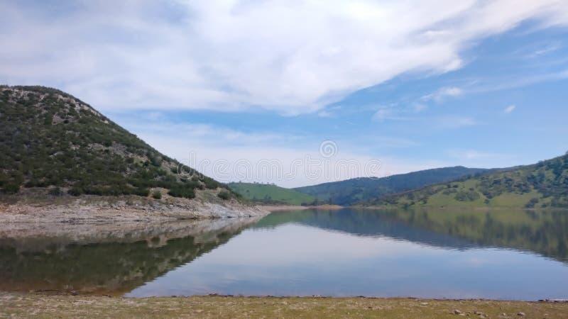 Lago do grande fotos de stock royalty free