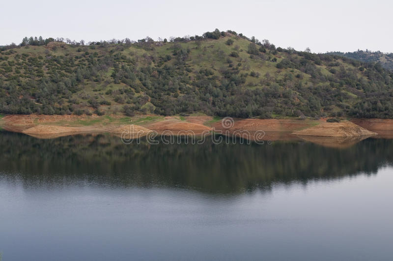 Lago Don Pedro fotos de stock royalty free