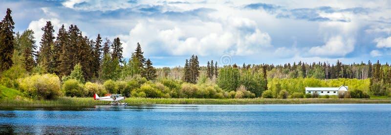 Lago Dugan a Williams Lake British Columbia Canada immagini stock libere da diritti