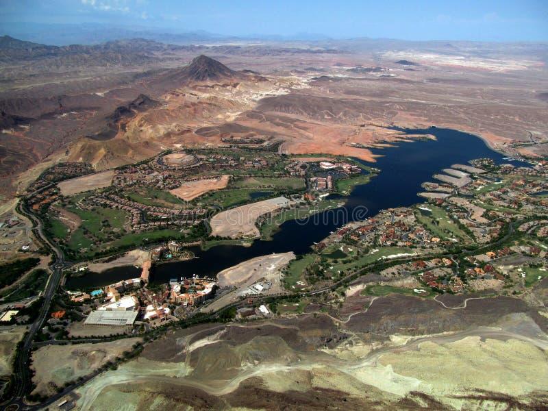 Lago e montains, Nevada imagens de stock royalty free