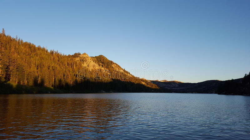 Lago echo foto de stock royalty free