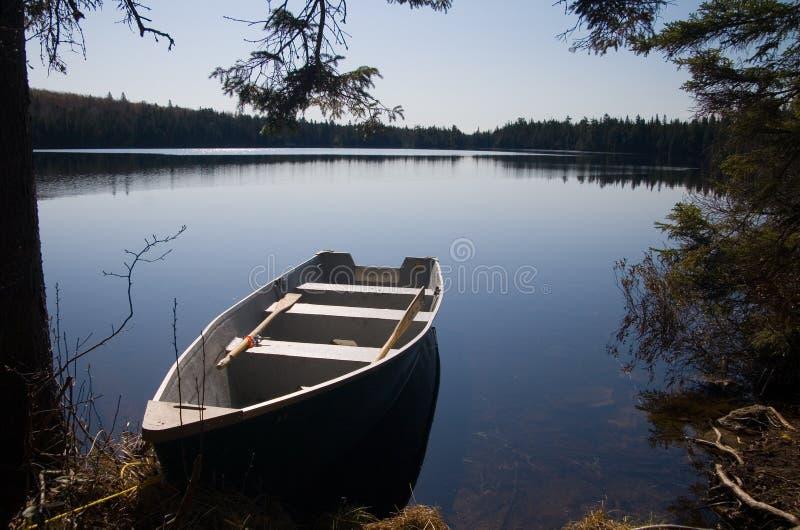 Lago Elliot fotografia stock