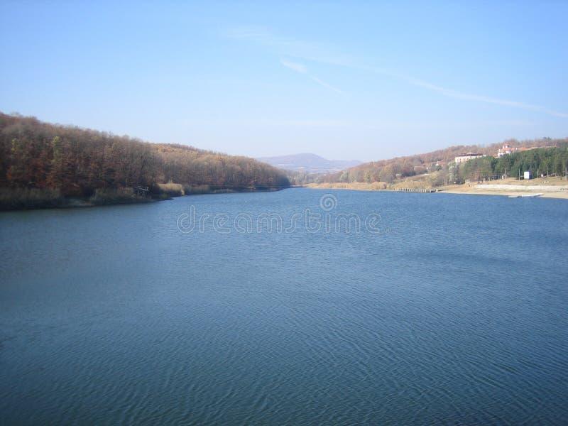 Lago en pak Sumarice fotografía de archivo libre de regalías