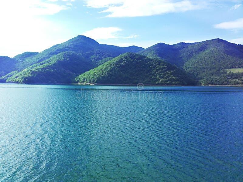 Lago Gazivode fotos de stock royalty free