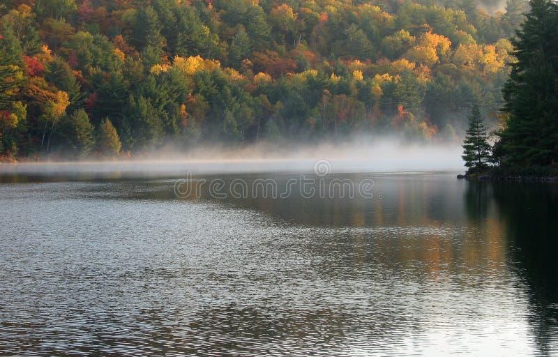 Lago George fotografia stock libera da diritti