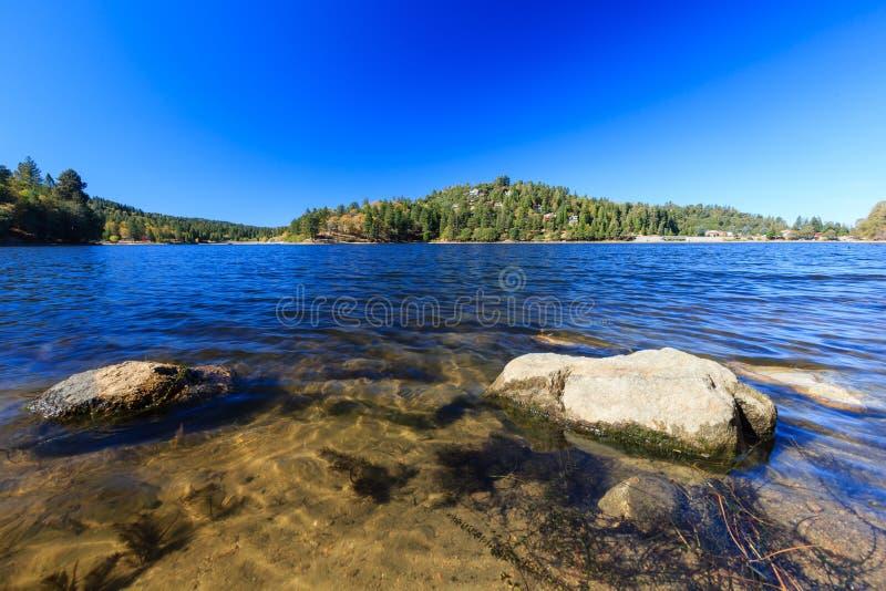 Lago Gregory fotografía de archivo