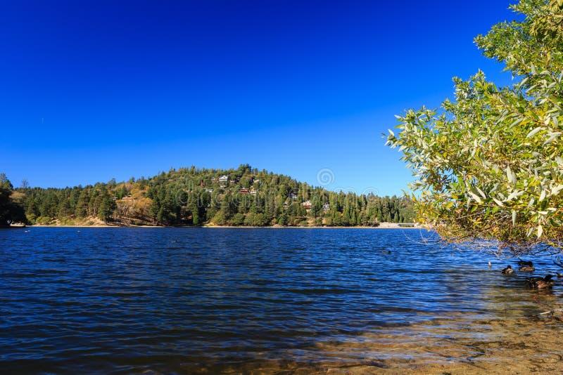 Lago Gregory foto de archivo libre de regalías
