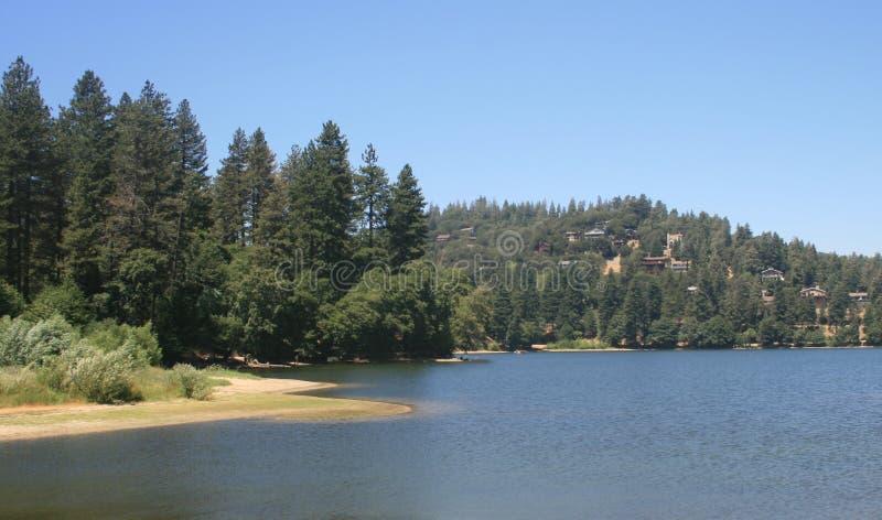 Lago Gregory immagine stock