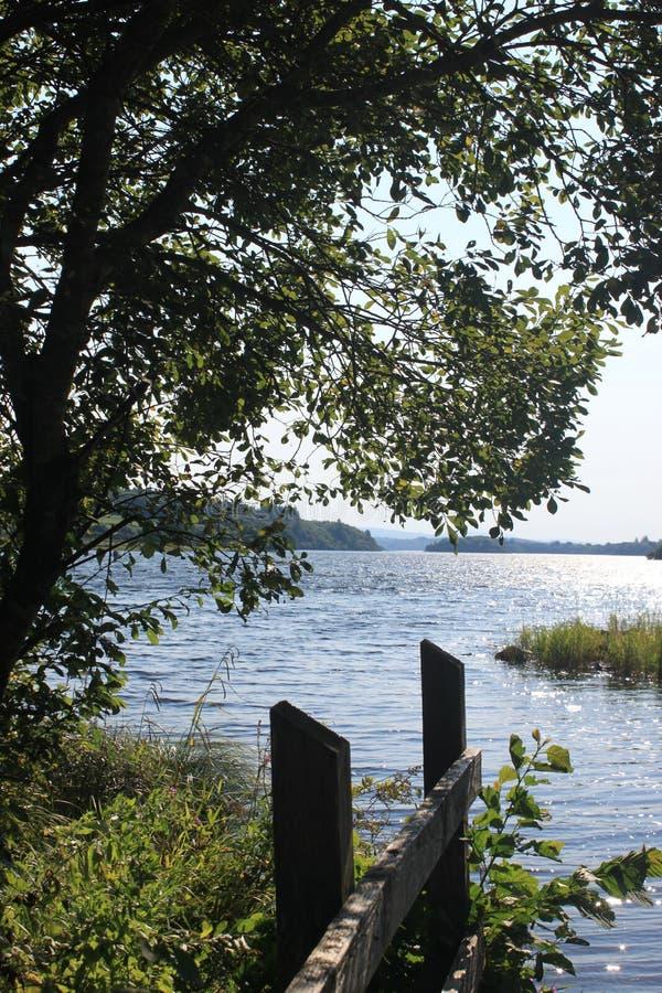 Lago grill do Lough fotografia de stock