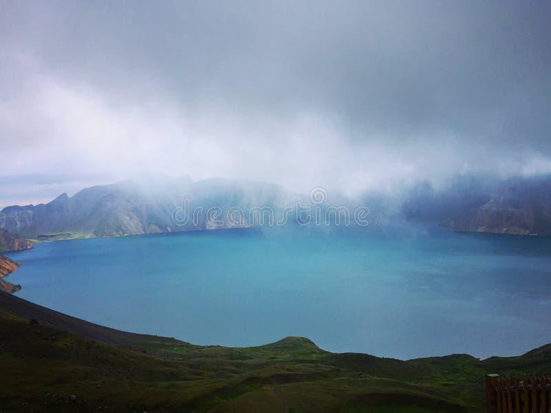 Lago heaven fotografia stock libera da diritti