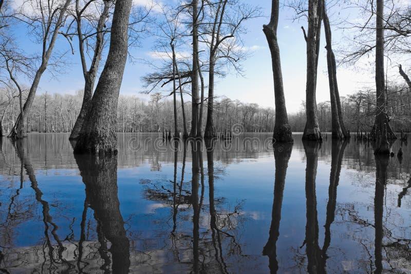 Lago Hickson imagem de stock