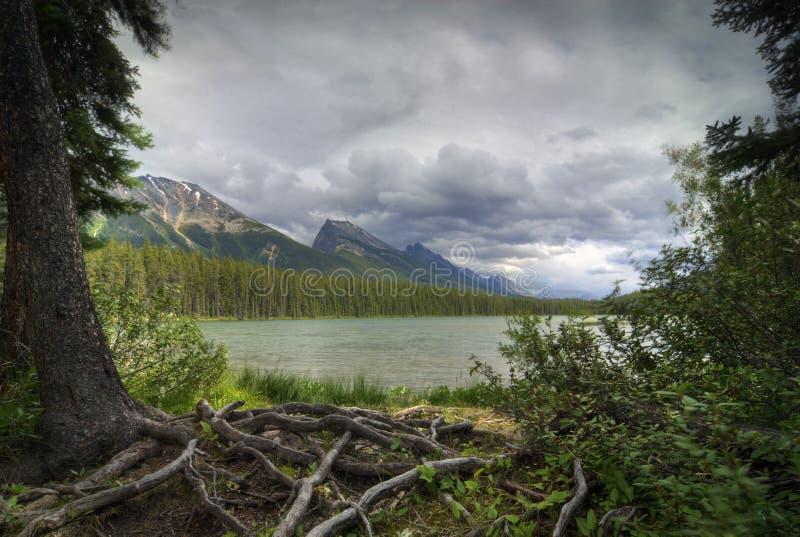 Lago honeymoon foto de stock