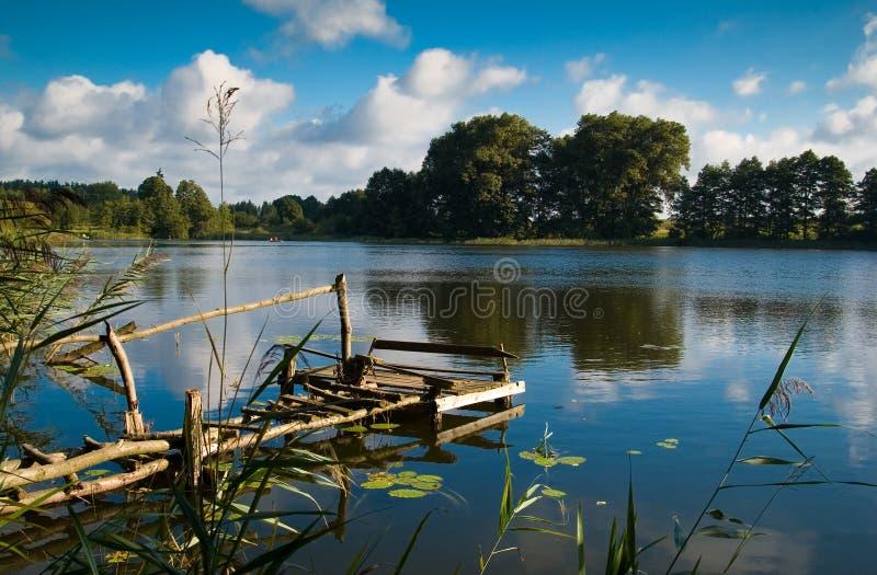 Lago I immagini stock