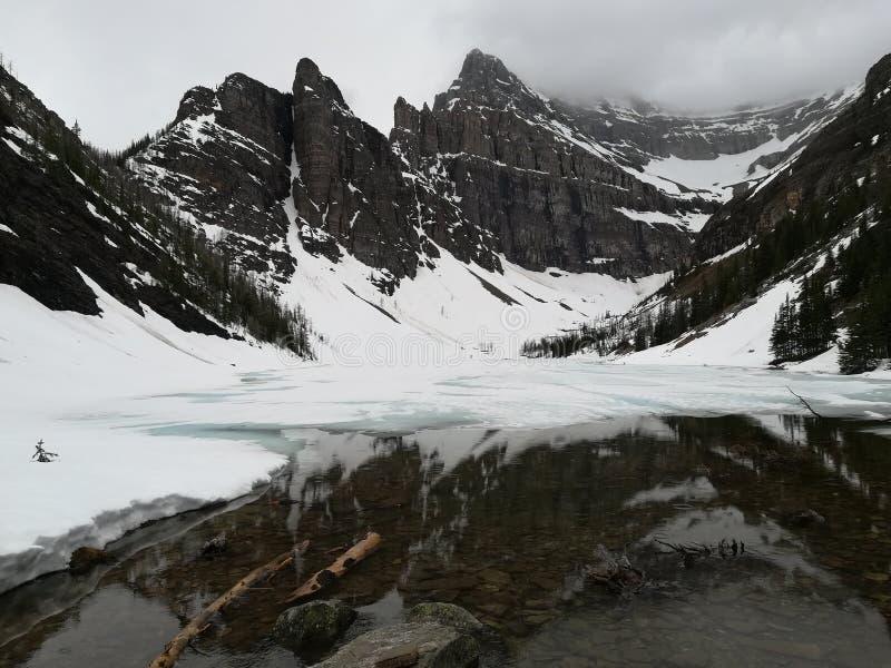 Lago Inés fotografía de archivo libre de regalías