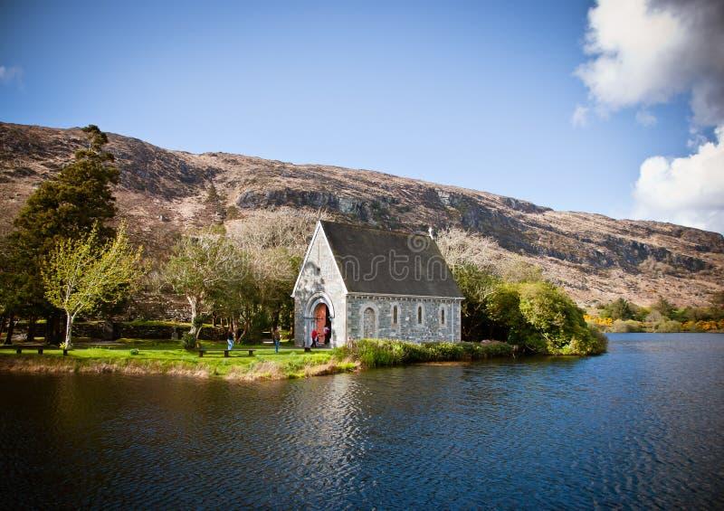 Lago in Irlanda fotografia stock
