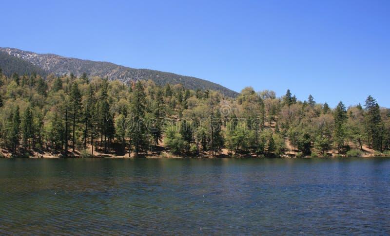 Lago Jenks fotografie stock