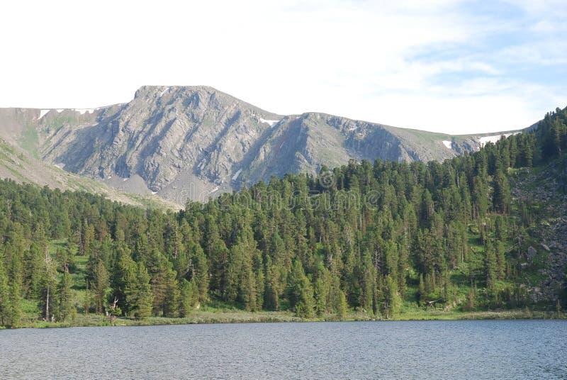 Lago Karakol immagini stock libere da diritti