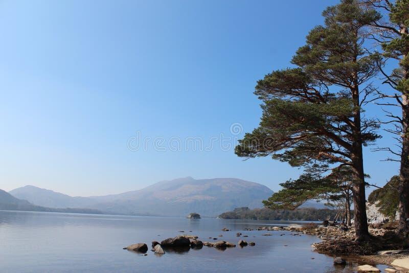 Lago Killarney foto de archivo libre de regalías