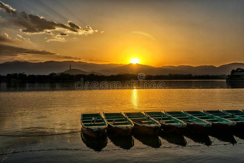 Lago Kunming imágenes de archivo libres de regalías