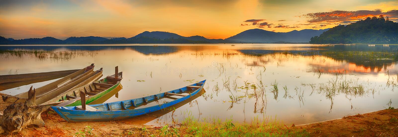 Lago lak fotografia de stock royalty free